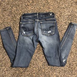 American Eagle Outfitters Jeans - AE skinny jeans